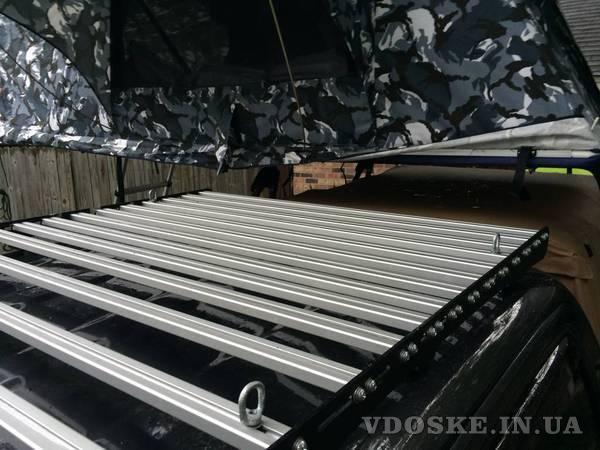 алюминиевый багажник платформа (5)