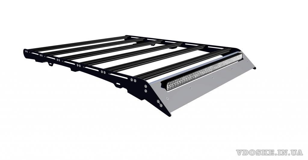 алюминиевый багажник платформа (2)