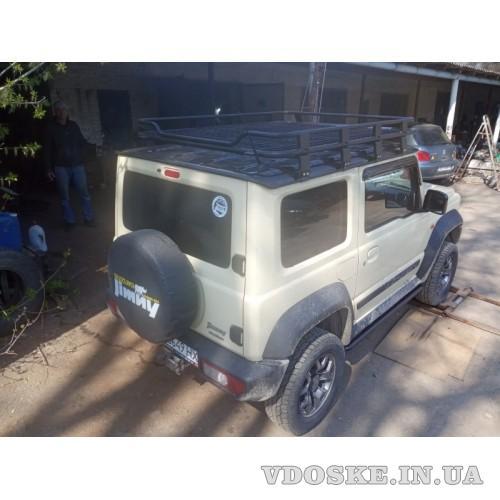 Экспедиционный багажник  Suzuki Jimny (2)