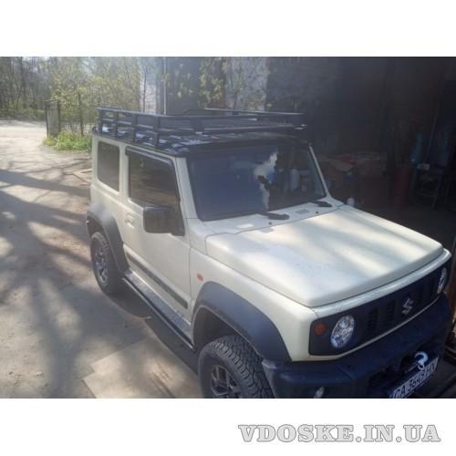 Экспедиционный багажник  Suzuki Jimny (3)