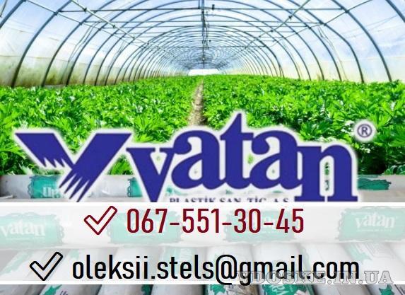⏩ Тепличная ПЛЕНКА VATAN PLASTIK 150 микрон (Турция ). Турецкая пленка для теплицы (3)