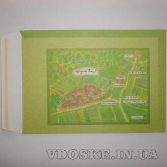 Изготовление конвертов на заказ киев (3)