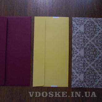 Изготовление конвертов на заказ киев (5)