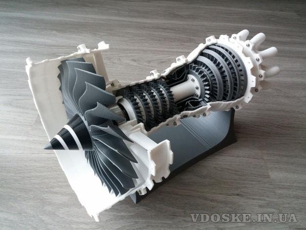 Печать 3D изделий на 3Д принтере Харьков Киев Днепр Одесса и вся Украина (2)