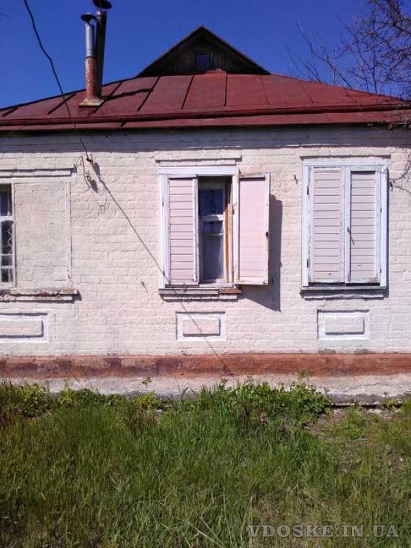 Продам дом с большим участком рядом с Харьковом (2)