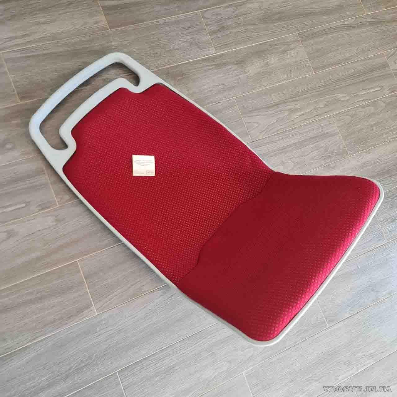 Пассажирское сиденье в обивке (5)