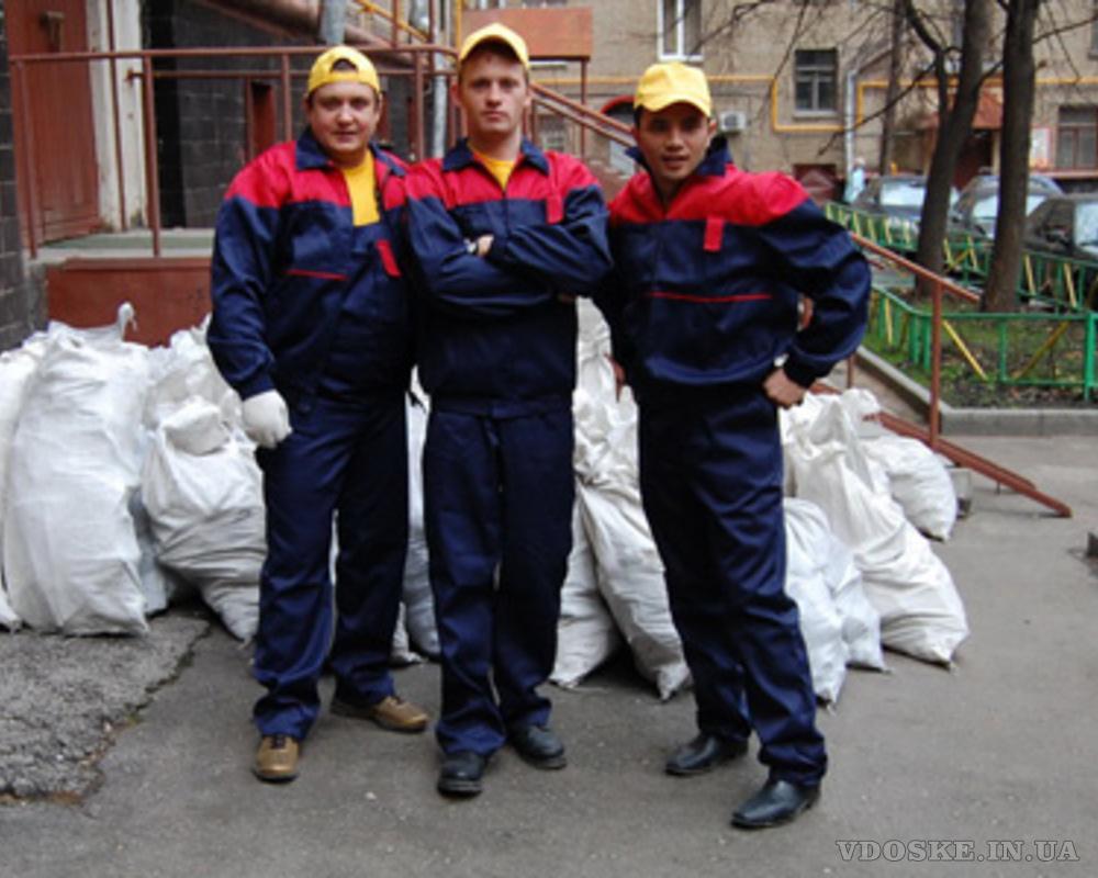 Услуги опытных грузчиков. (4)