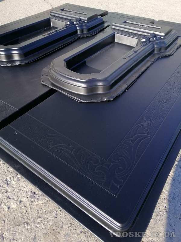 Форми для виробництва пам'ятників із бетонну (2)
