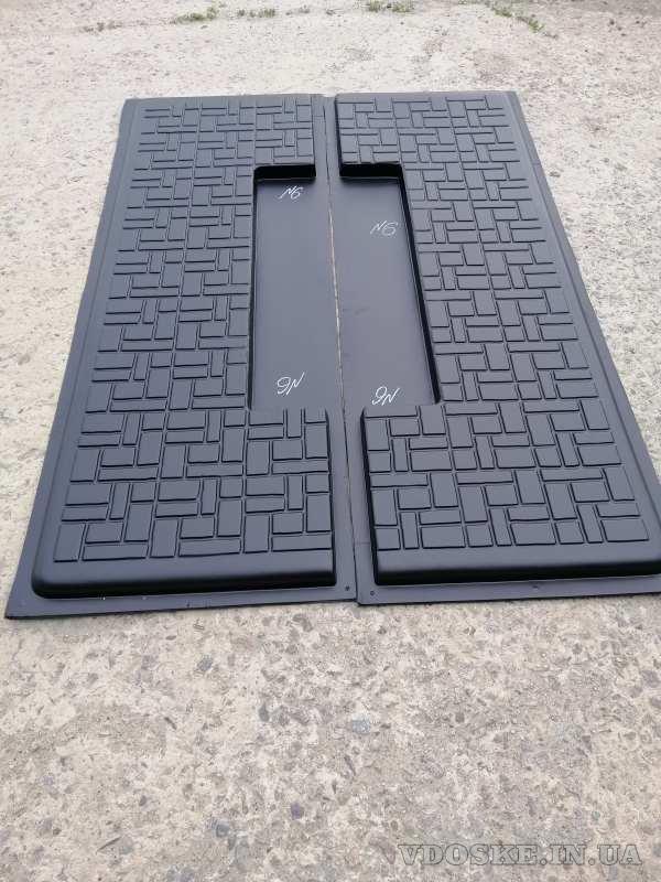 Форми для виробництва пам'ятників із бетонну (3)