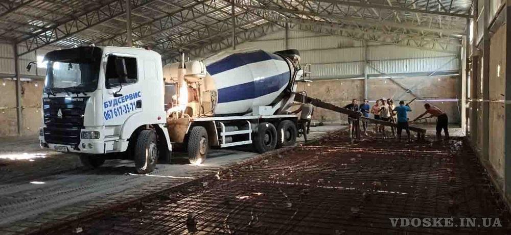 Купить бетон в Запорожье с доставкой от производителя Будсервис (4)
