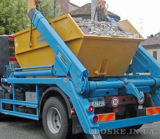 Вывоз строй мусора старой мебели, любой хлам. (6)
