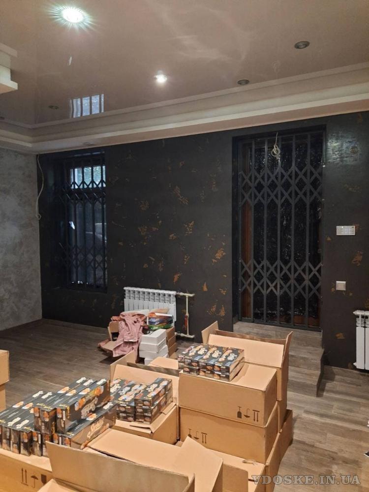 Решетки раздвижные гармошка для дверей,окон,витрин Одесса (6)