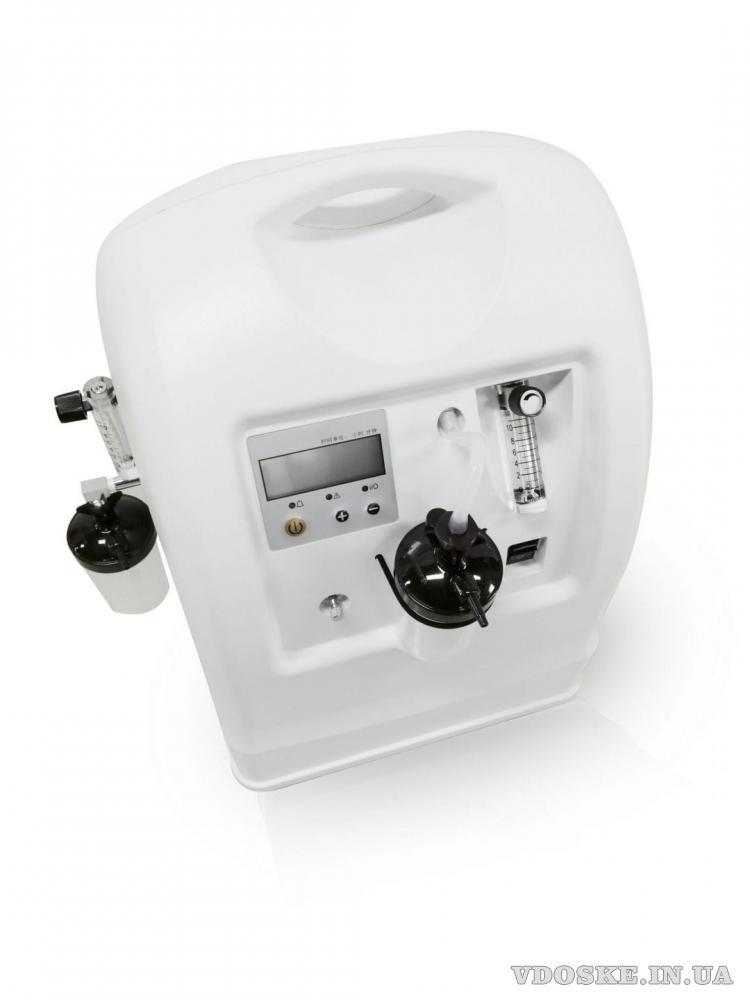 Кисневий концентратор  (Oxygen Concentrator) KSOC-5 на 10 л на одного або на дві людини (4)