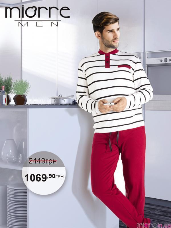 Пижама мужская, хлопок