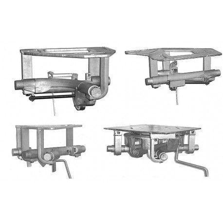 Подвесные пути для мясокомбинатов и холодильных цехов