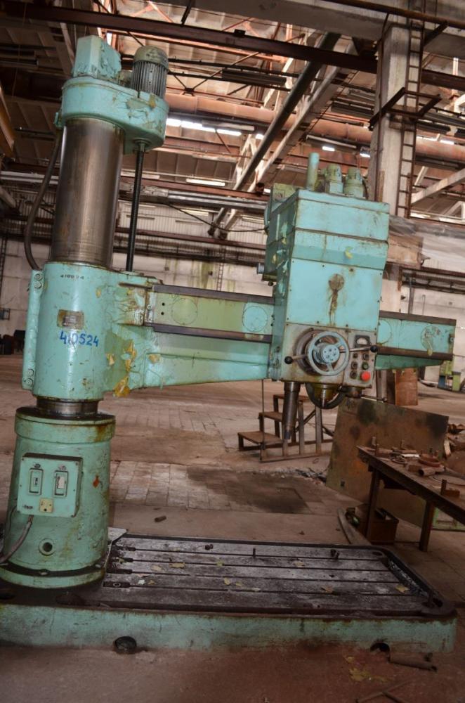 Металлообрабатывающие станки (2)