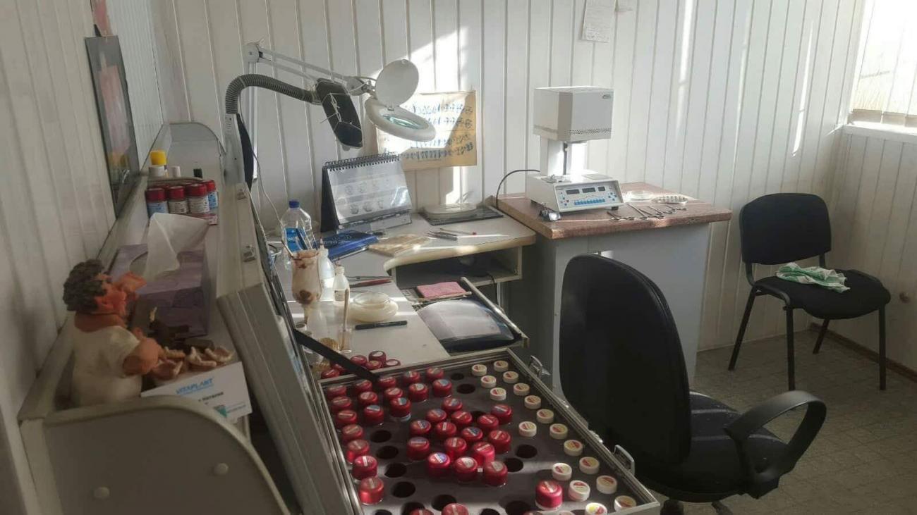 Продажа зуботехнической лаборатории