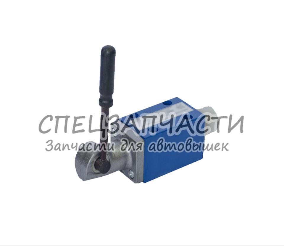 Гидрораспределитель Р 102АВ64 автовышки АГП-18 , 22.