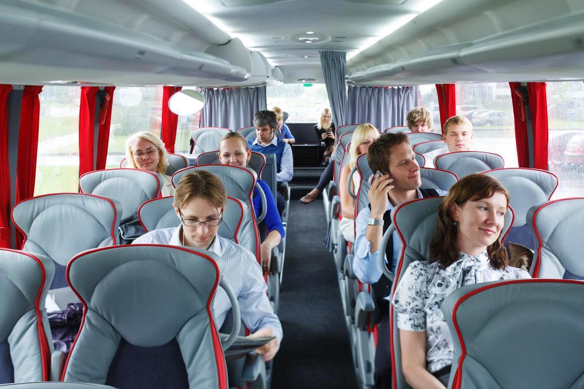 Аренда автобусов в Киеве