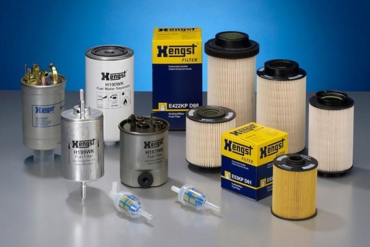 фильтра HENGST   для авто и спецтехники