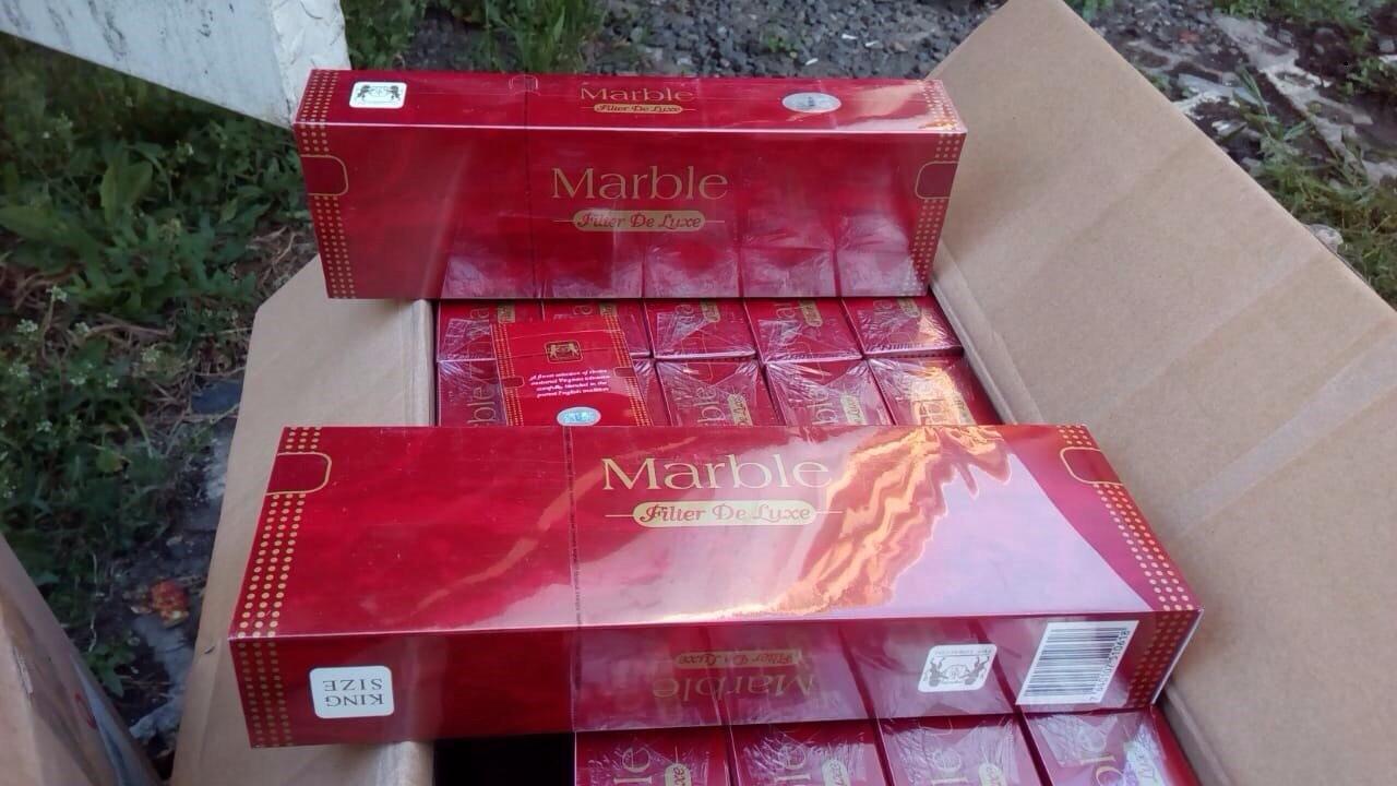 Оптовая продажа сигарет Marble картон