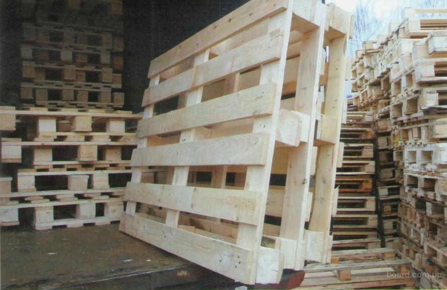 Купим деревянные поддоны оптом (от 700 штук). Закупим новые европоддоны