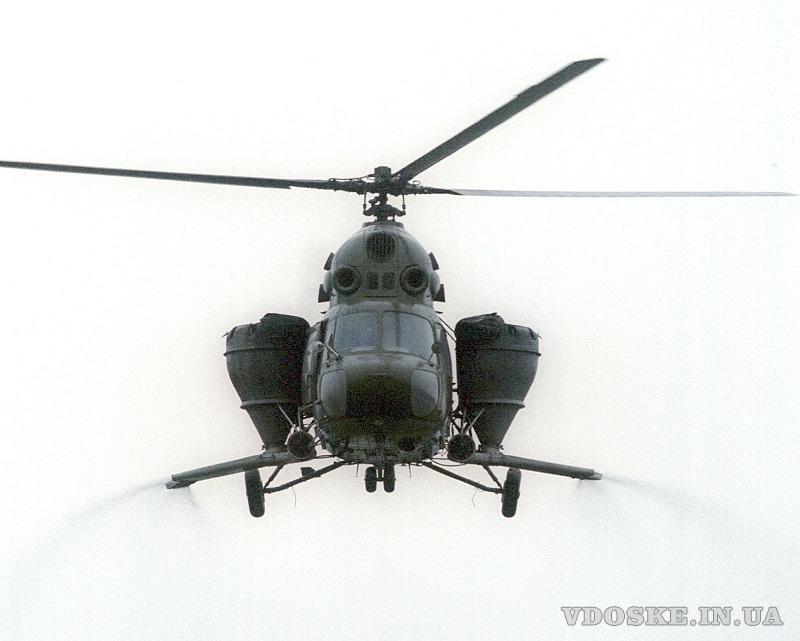 Услуги разбрасывателя удобрений: вертолет Ми-2 самолет Ан-2 Чмелак