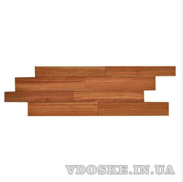 Деревянная мозаика Brick Дуб Natural
