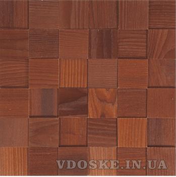 Деревянная мозаика Tessera Ясень Thermo Wood