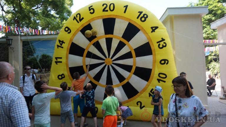 Пневмоконструкции для спортивныx мероприятий  Sports inflatables
