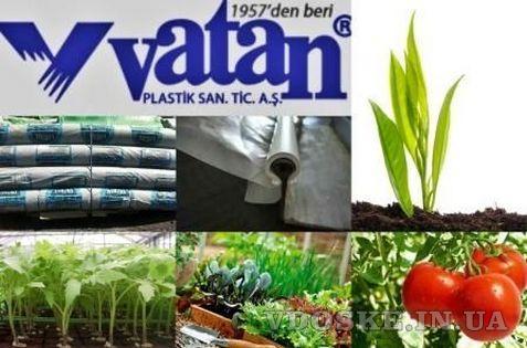 Якісна теплична плівка Vatan Plastik, Туреччина. Замовити тепличну плівку