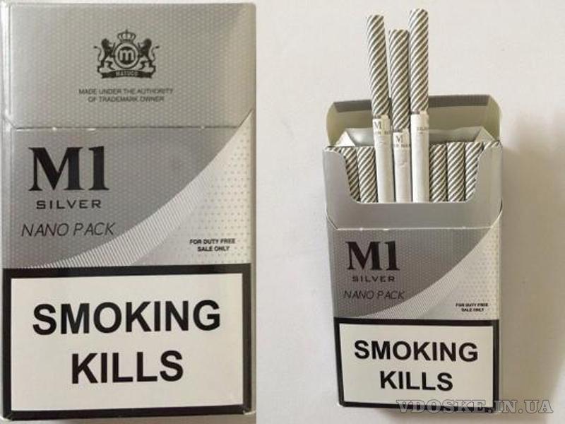 Сигареты M1 оптом