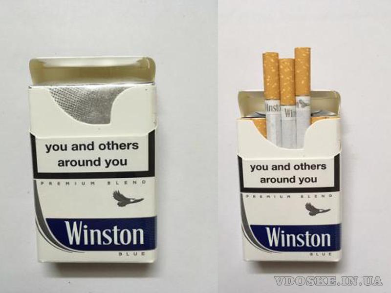 Продажа сигарет Winston duty free опт