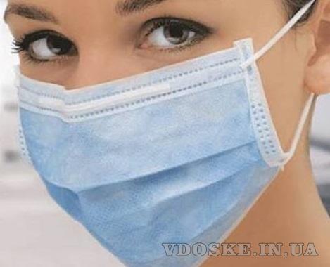 Продам Оптом Медичні маски від 1000 шт.