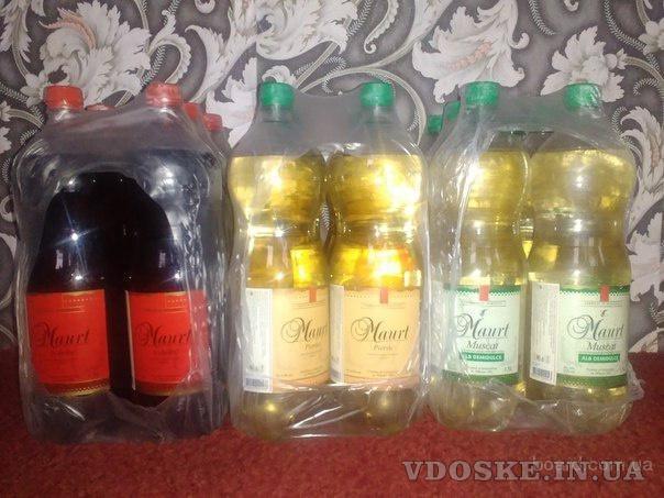 """Продам Шампанское """"Maurt"""" коньяк Вишня Миндаль, виски отличного качества"""