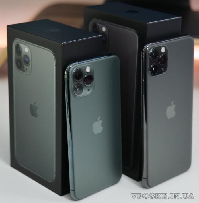 Apple iPhone 11 Pro 64GB = $500, iPhone 11 Pro Max 64GB = $550,iPhone 11 64GB = $450, iPhone XS 64G