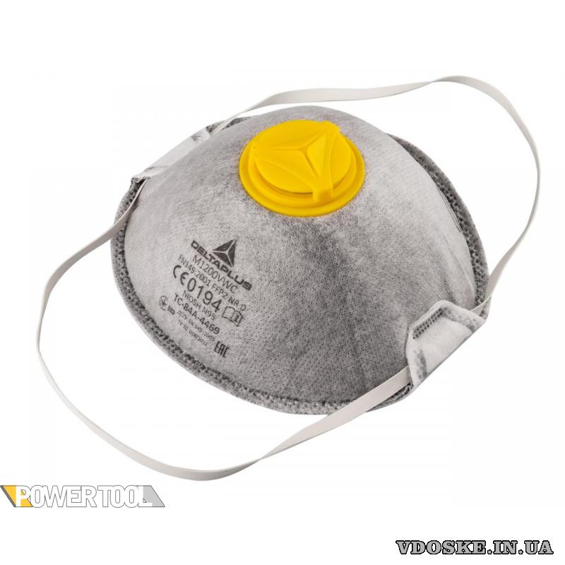 ✅  Продам: Многоразовый защитный респиратор N95 DELTA PLUS FFP2