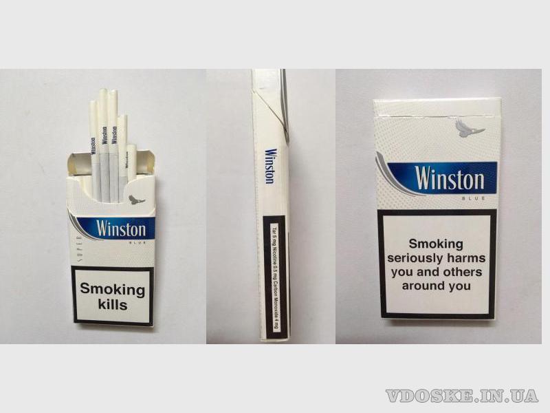 Сигареты оптом - Winston super slims Duty Free