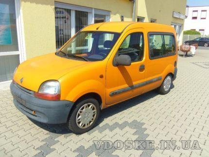 Renault Kangoo 98-12 разборка запчасти б/у