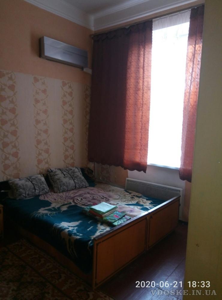 Сдам посуточно домик квартиру возле моря Лузановка до пляжа 100 м,
