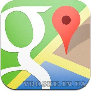 Размещение компании на Гугл-Карте