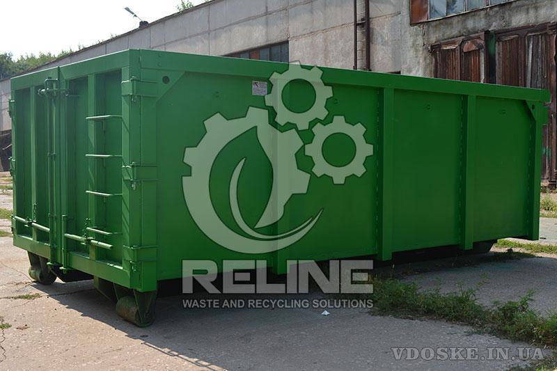 Мультиліфт контейнери для крюкового зачепу від виробника