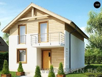 Дом под ключ – 990000 грн.