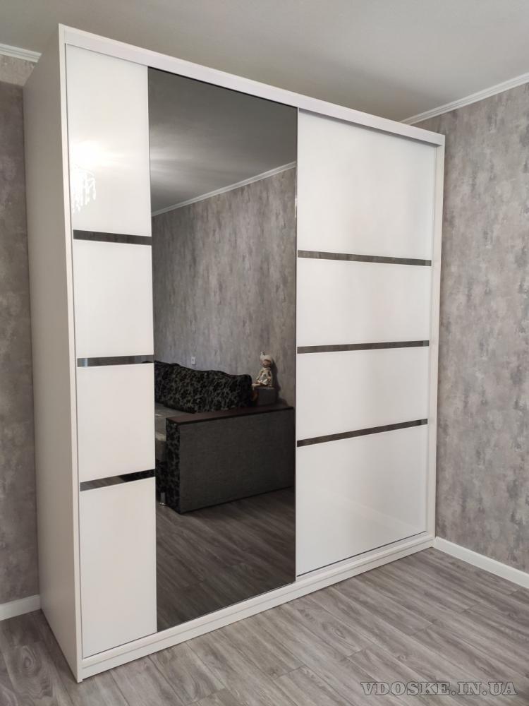 Зеркала, стекло в изделиях для мебели. ПАННО.  Монтаж.