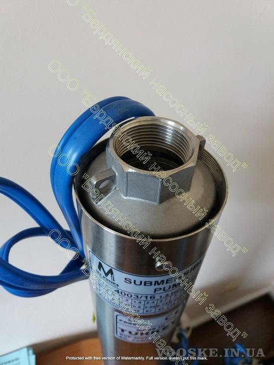 Насосы ЭЦВ Бердянского насосного завода. Надежные насосы