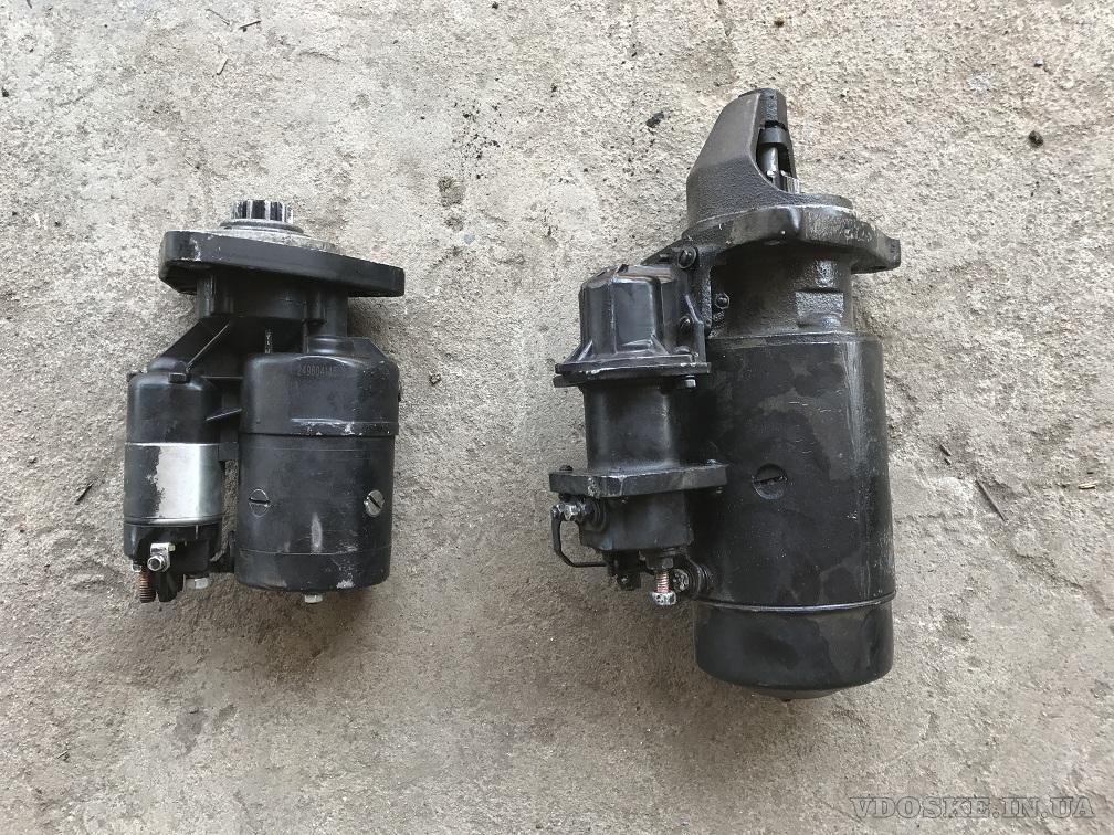 Стартер на двигатель Д 240 не редукторный