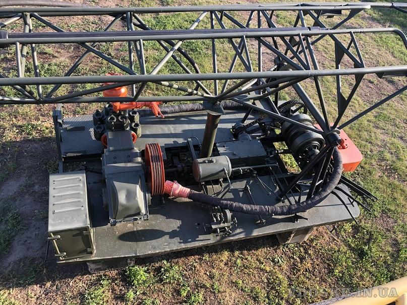 Буровая установка УРБ 2.5 А предназначена для бурения под воду