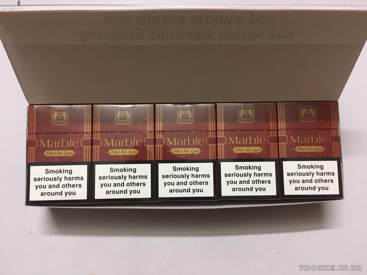 Cигареты Marble (картон)  оптом