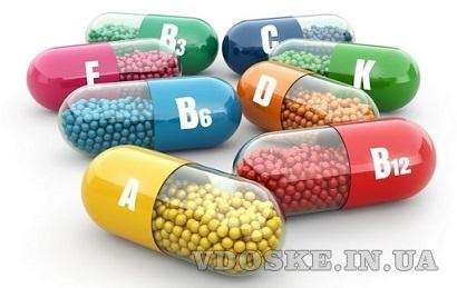 Натуральные витамины и минералы для вас