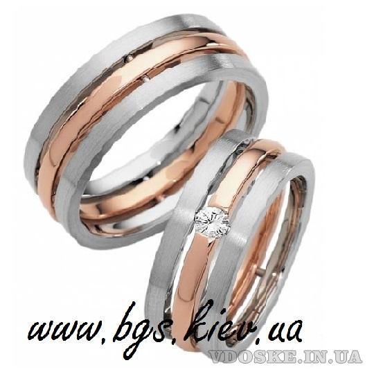 Обручальные кольца на заказ - Best gold service